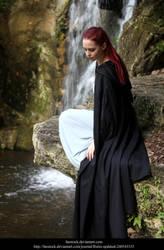 Waterfall 6 by faestock