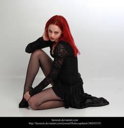 Black Widow 6 by faestock
