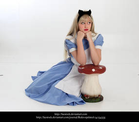 Alice34 by faestock