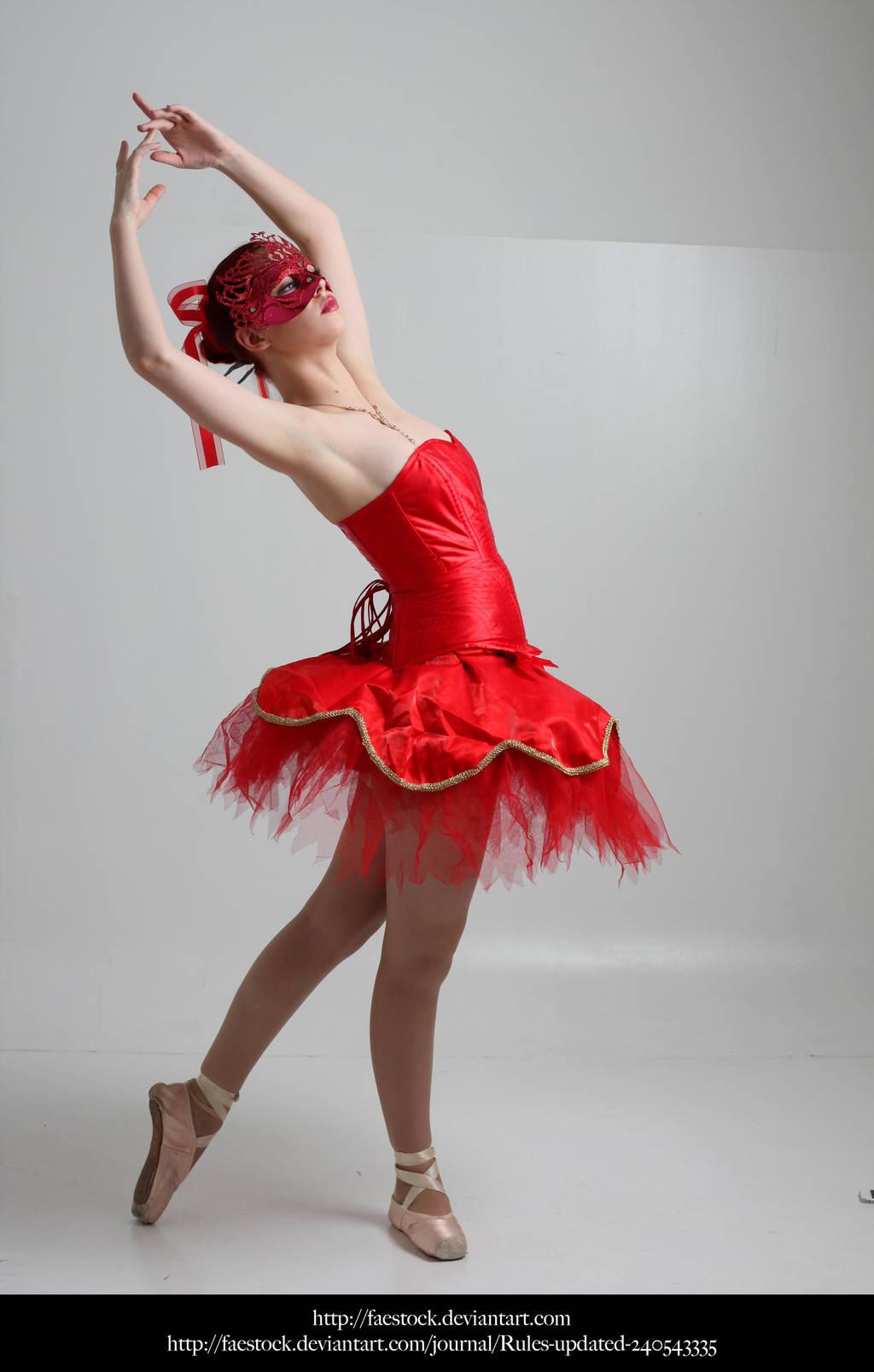 Dancer 25 by faestock
