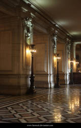 Paris Opera House by faestock