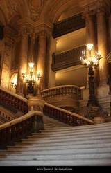 Paris Opera House 8 by faestock