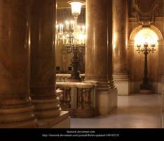 Paris Opera House17 by faestock