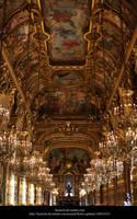 Paris Opera House19 by faestock