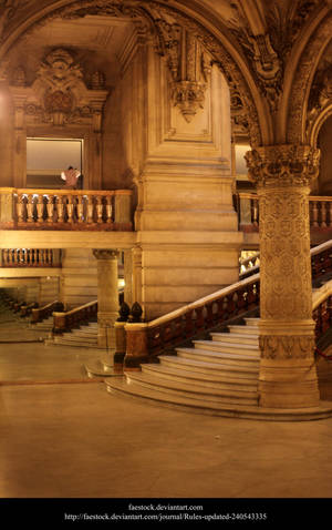 Paris Opera House 28 by faestock