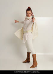 Jedi  - Stock Pose Reference 3 by faestock