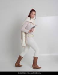 Jedi  - Stock Pose Reference 7 by faestock