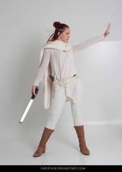 Jedi  - Stock Pose Reference 10 by faestock