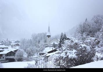 Snow 6 by faestock