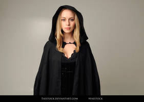 Alvira - Witch Portrait Stock2 by faestock