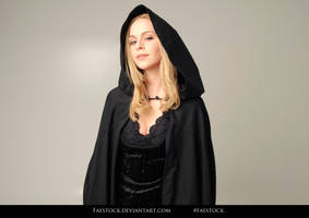 Alvira - Witch Portrait Stock6 by faestock