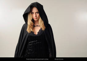 Alvira - Witch Portrait Stock 8 by faestock