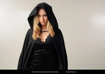 Alvira - Witch Portrait Stock 8 by faestock