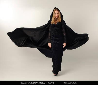 Alvira - Witch Portrait Stock 18 by faestock
