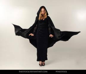 Alvira - Witch Portrait Stock 16 by faestock