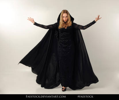 Alvira - Witch Portrait Stock 19 by faestock