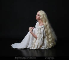 Crimson Peak - Sitting Pose Stock Resource 32 by faestock