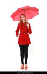 Rainy Days -  model stock reference 1 by faestock
