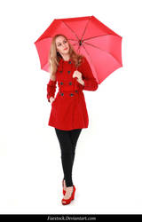Rainy Days -  model stock reference 3 by faestock