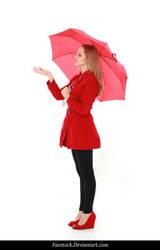 Rainy Days -  model stock reference 11 by faestock