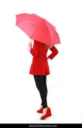 Rainy Days -  model stock reference 13 by faestock