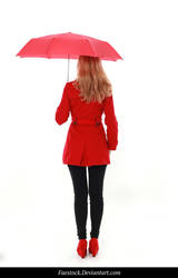 Rainy Days -  model stock reference 15 by faestock