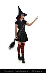 Hocus Pocus -  Witch stock model reference 7 by faestock