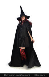 Hocus Pocus -  Witch stock model reference 13 by faestock