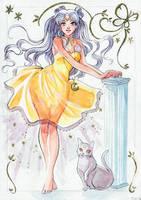 Luna by Salayanara