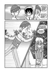 Flying koi Valentine doujin 1 by Nodoka-koi