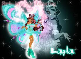 Layla, Aisha by skxawng15