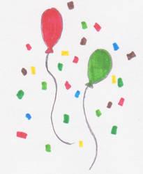 Happy birthday by Maxarts