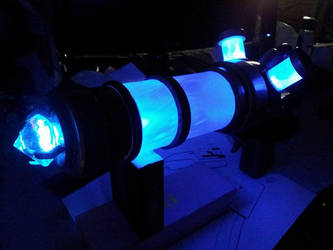 Jinx Zapper Gun - Illumination by blackleafcreative