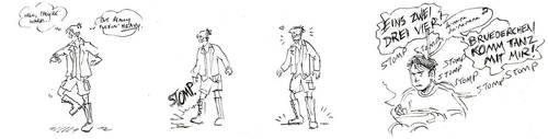 TLTEAOTJ+A: tanz mit TJ by bigbigtruck
