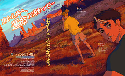 TLTEAOTJ+A: fake Newtype by bigbigtruck