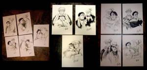 kickstarter illustrations by bigbigtruck