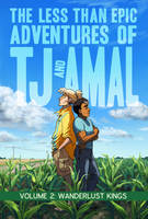 TJ and Amal Volume 2 cover by bigbigtruck