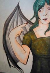 New Vampiress by Bodici22