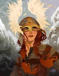 Viking by Nafah