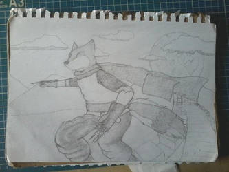 Wing Wolf's request by irfan9835
