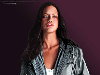 Adriana Lima by Midnight121