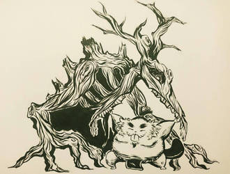inktober #21 by Solocell