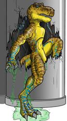 Dragoniade Rex by tfproxy