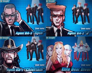 Elite Beat Agents here by MrJechgo