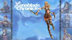 Lucky 7: Xenoblade Chronicles - Fiora by MrJechgo