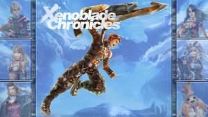 Lucky 7: Xenoblade Chronicles - Reyn by MrJechgo