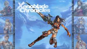 Lucky 7: Xenoblade Chronicles - Sharla by MrJechgo