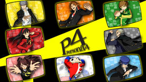 Persona 4 Midnight Channel selection by MrJechgo