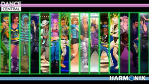 Dance Central 3 best dancers around by MrJechgo