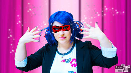 Fun with Photos - Ladybug by MrJechgo
